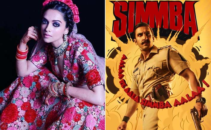 Simmba: Here's How Deepika Padukone Reacted After Watching Hubby Ranveer Singh As Cop