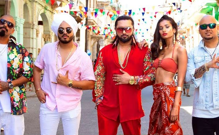 Yo Yo Honey Singh reveals details of his comeback song Makhna