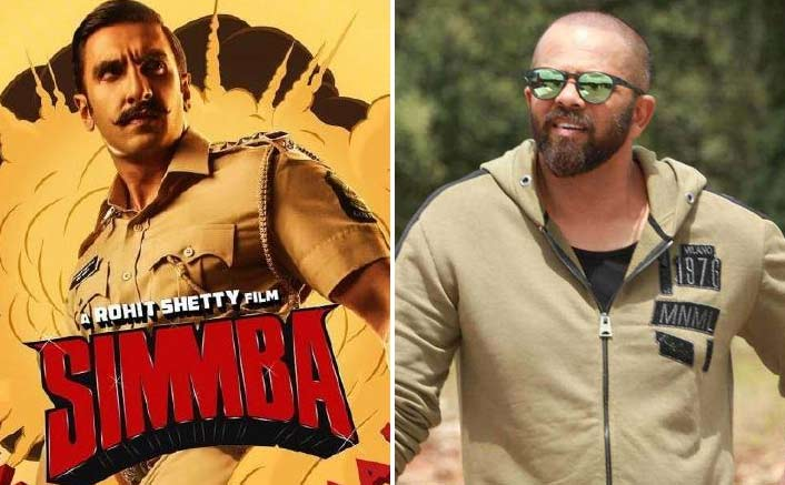You can't show vague things in a cop film says Rohit Shetty