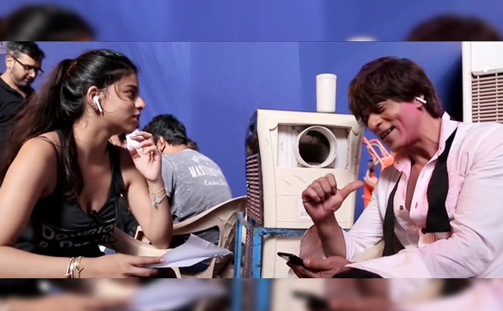 Zero: Shah Rukh Khan Reveals The Real Reason Behind Daughter Suhana Khan's Presence On The Sets!