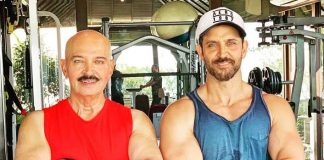 Hrithik Roshan Shares A Heartbreaking Post For His Father Rakesh Roshan