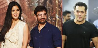Aamir Khan Corners Katrina Kaif To Sing For Salman Khan