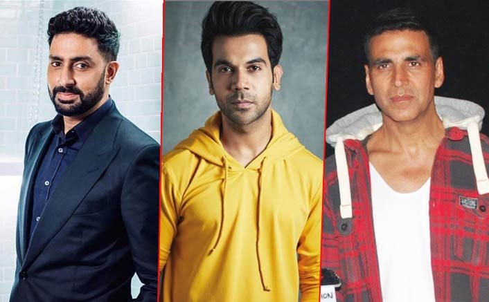 Abhishek Bachchan - Rajkummar Rao's Next To Clash With Akshay Kumar's Good News!