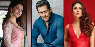After Kareena Kapoor Khan, Madhuri Dixit Nene, Now Salman Khan Approached For 2019 Elections?