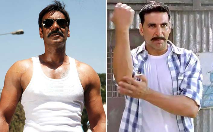 Akshay Kumar and Ajay Devgn set to roar in 2019 with 7 confirmed releases, contribute immensely to Bollywood's revenue in 2019