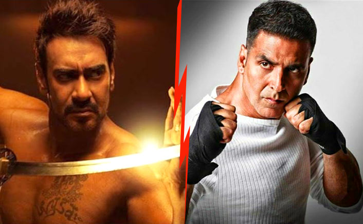 Akshay Kumar's 5 Releases Vs Ajay Devgn's 3 Releases; Who Will Lead The Box Office in 2019? Vote Now