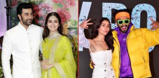 Alia Bhatt On Working With Ranbir Kapoor & Ranveer Singh