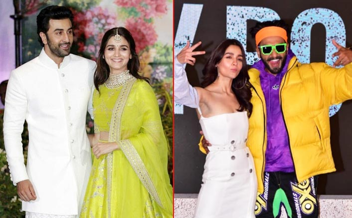 Alia Bhatt On Working With Ranbir Kapoor & Ranveer Singh