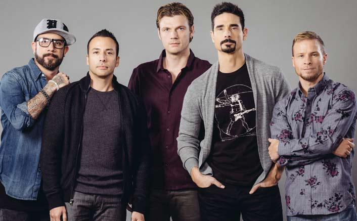 Backstreet Boys reveal their least favourite song