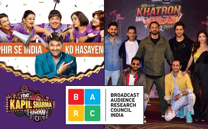 BARC Report Week 2: The Kapil Sharma Show Vs Khatron Ke Khiladi - We Have A Clear Winner!