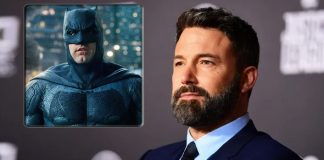 Ben Affleck will no longer be Batman