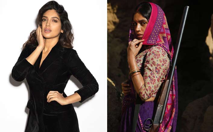 Bhumi isolated herself for 'Son Chiriya' preparation