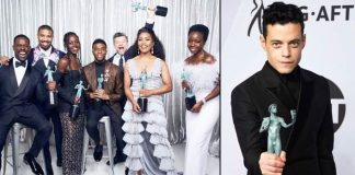 SAG Awards 2019: List Of Winners Revealed! Rami Malek, Black Panther Win BIG