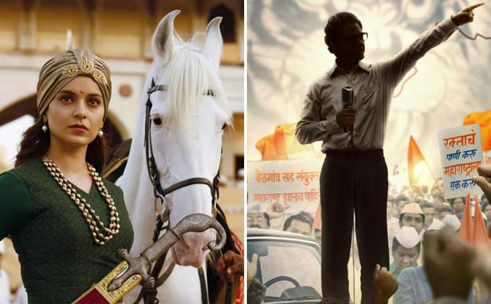 Box Office Predictions - Manikarnika - The Queen Of Jhansi and Thackeray