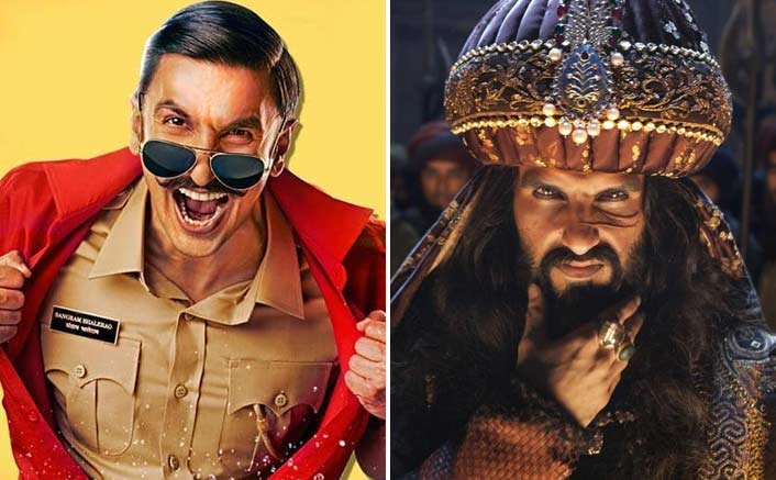 Box Office - Simmba sets new record in Week One, goes past Padmaavat