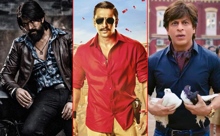Box Office - Simmba stays fine on third Friday, KGF [Hindi] and Zero updates