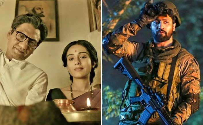 Box Office - Thackeray grows well on Saturday, Uri - The Surgical Strike keeps the 'josh' on Republic Day