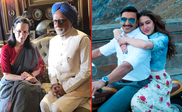Box Office - The Accidental Prime Minister has a good weekend, Simmba gets impacted by new releases