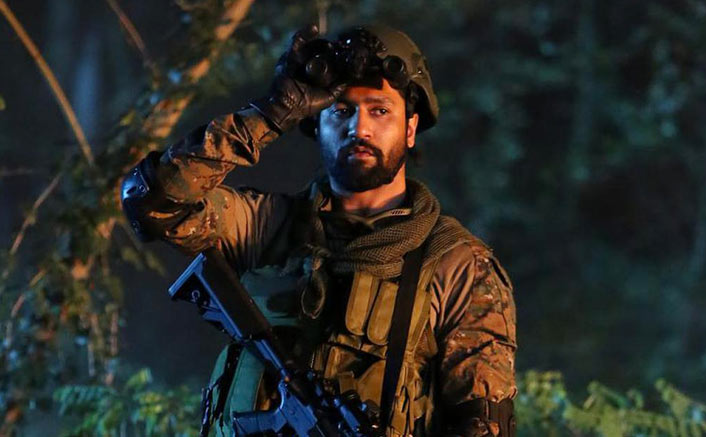 Box Office - Uri - The Surgical Strike is unbelievable on Monday