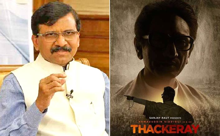 CBFC's scissors 'very small thing' for Balasaheb Thackeray, says Sanjay Raut