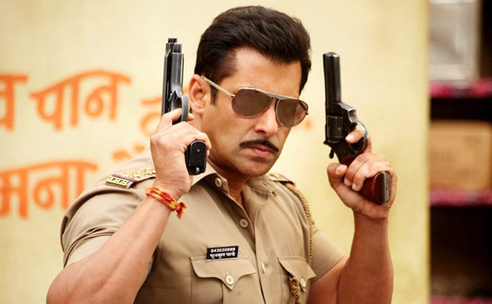 Salman Khan starts shooting for 'Dabangg 3'