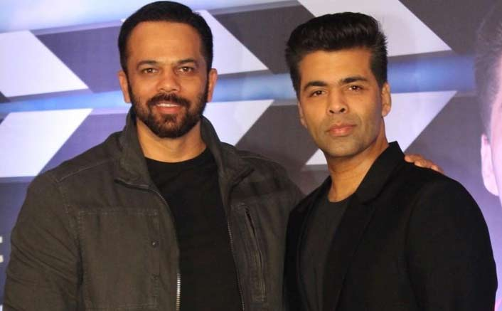Have learnt so much from Rohit Shetty: Karan Johar