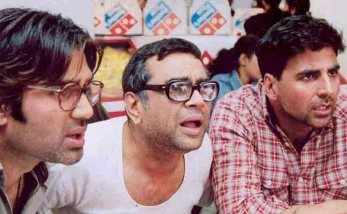 Hera Pheri 3: The Trio Of Akshay Kumar, Paresh Rawal & Suniel Shetty Is Finally Going On Floors - Here's When!