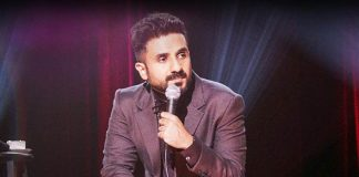 I'd love to do a show in Pakistan: Vir Das