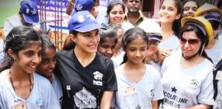 Jacqueline Fernandez Builds Homes for Flood-affected Families of Kerala