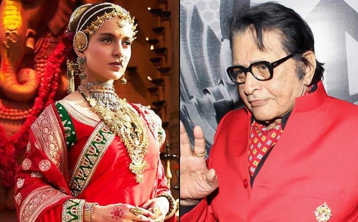 Kangana was born to play role of Rani Laxmibai onscreen, says Manoj Kumar