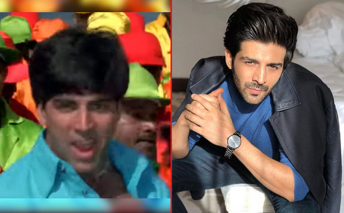BREAKING: Kartik Aaryan Turns Akshay Kumar In Luka Chuppi To Recreate This BLOCKBUSTER Song