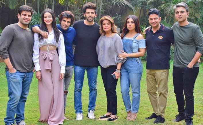 Kartik, Bhumi & Ananya to star in Pati Patni Aur Woh