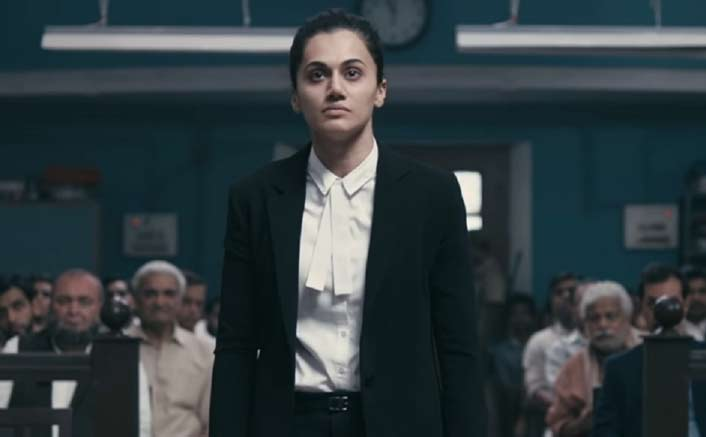 Taapsee Pannu as Aarti (Mulk)