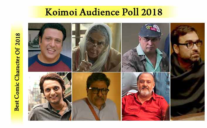 Koimoi's Audience Poll – Vote For Your Favourite Comic Character Of 2018