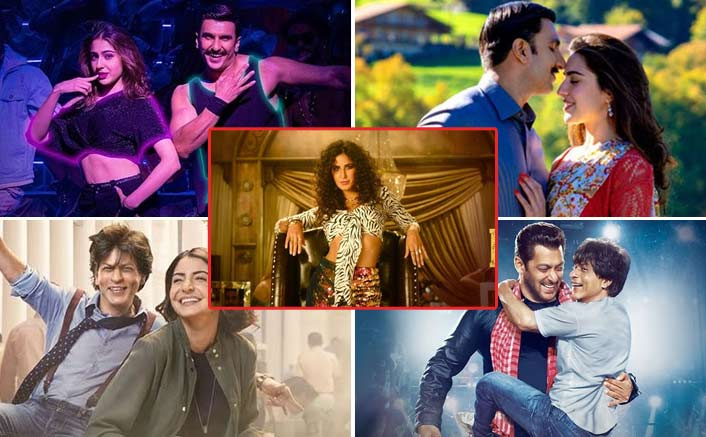 Koimoi Bollywood Music Countdown Audience Poll - December 2018