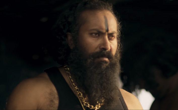 Ramchandra Raju as Garuda (KGF Chapter 1)