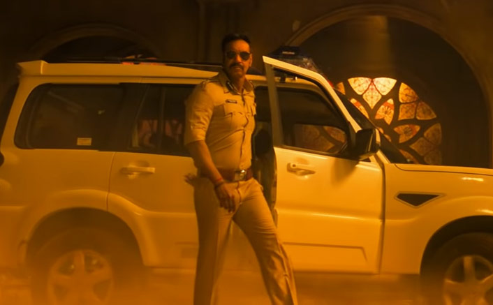 """Singham Meets Simmba"" Scene From Simmba"