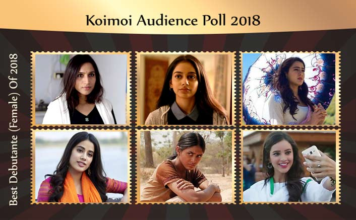 Koimoi's Audience Poll 2018: Zoya Hussain To Sara Ali Khan; Vote For Your Favourite Debutante