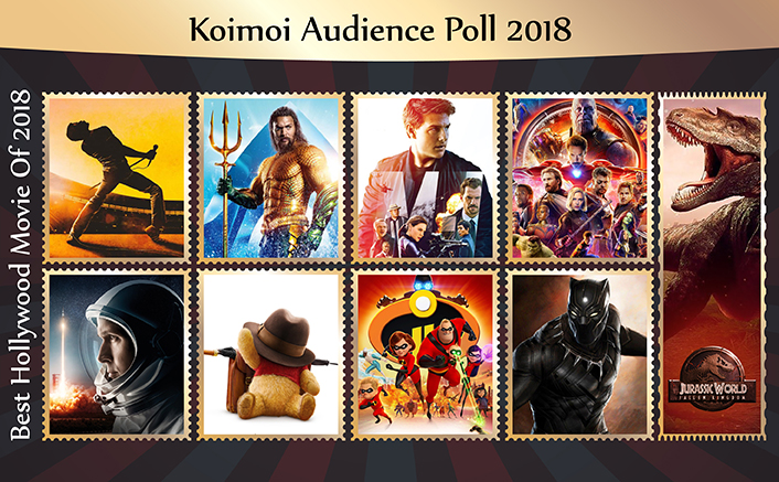 Koimoi's Audience Poll – Vote For Your Favourite Hollywood Movie Of 2018