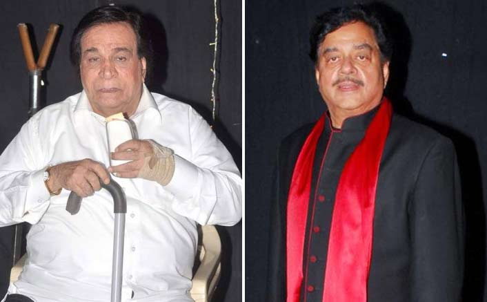 Lesson to be learnt from Kader Khan's death in Canada: Shatrughan Sinha