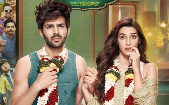 Bollywood Gives A Thumbs-Up To Kartik Aaryan & Kriti Sanon's Luka Chuppi