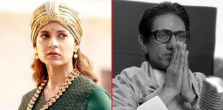 Manikarnika-Thackeray Advance Booking Update: It's 'Thanda' Response So Far!