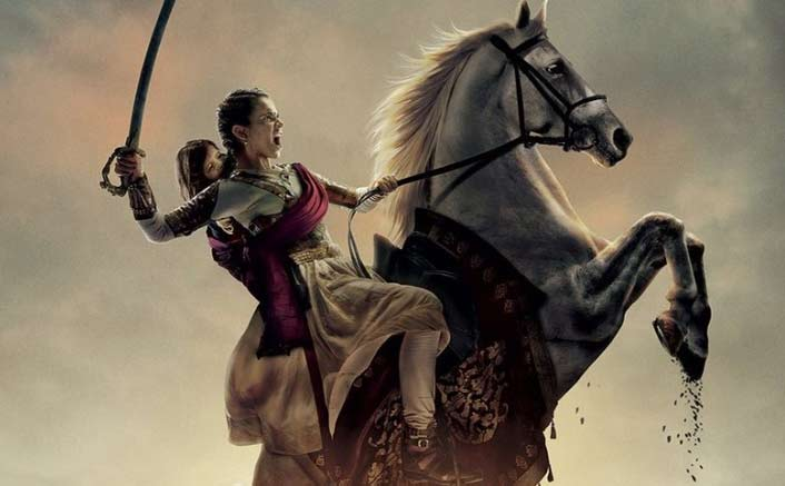 Manikarnika - The Queen Of Jhansi Review Quicker: Kangana Ranaut Is Unabashedly A Real Hero!