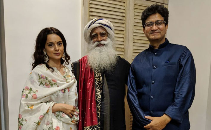 Manikarnika will burn in heart of India forever - Sadhguru Jaggi Vasudev on Manikarnika