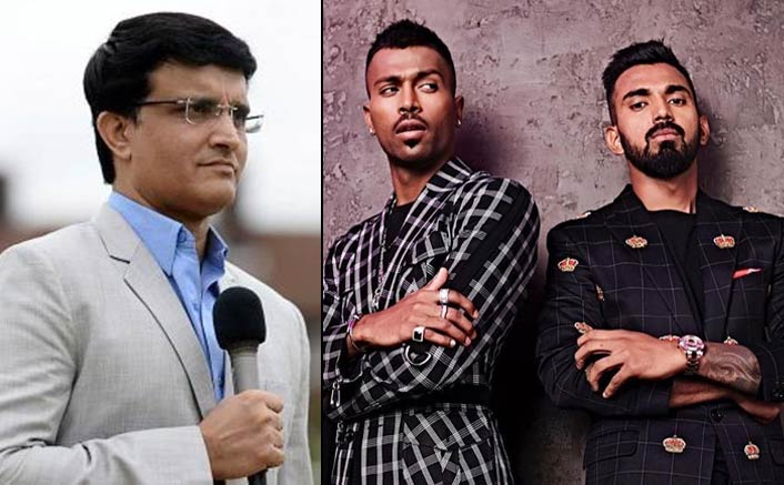 People make mistakes: Sourav Ganguly defends Pandya, Rahul