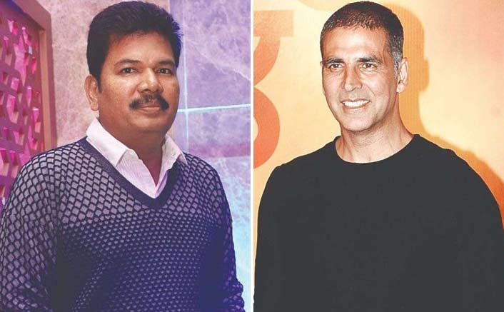 Post A Magnanimous 2.0, Shankar To Reunite With Akshay Kumar For This BIGGIE?