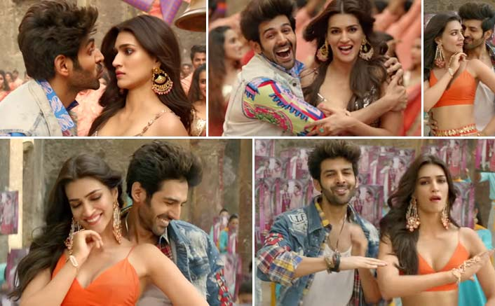 Poster Lagwa Do From Luka Chuppi: Be It Newspapers Or Digital - Kartik Aaryan & Kriti Sanon's Song Will Surely Top All The Charts!