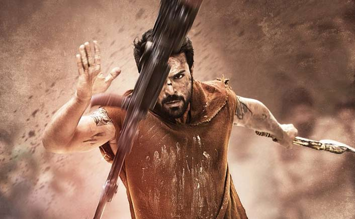 Ram Charan to have Rambo inspired body in 'Vinaya...'