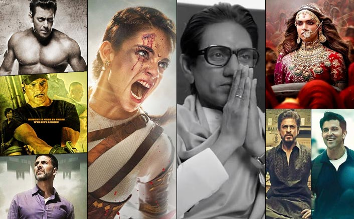 Republic Day Weekend & Bollywood: Salman Khan's Jai Ho To Ranveer Singh's Padmaavat; Will Manikarnika & Thackeray Continue The Winning Streak?