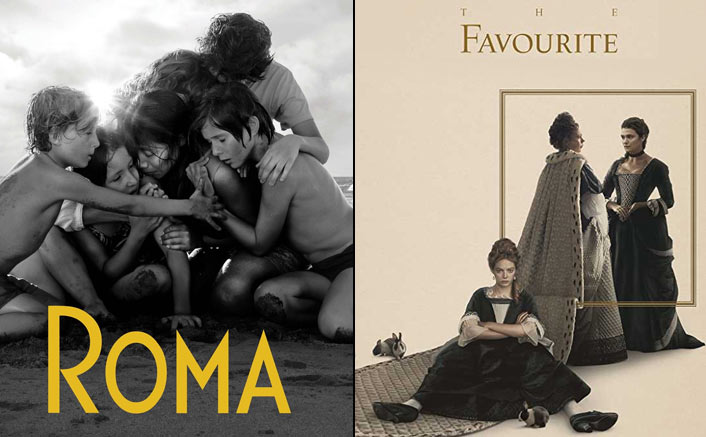 'The Favourite', 'Roma' emerge favourites at BAFTA 2019